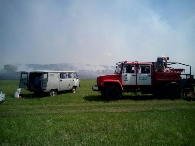 Более 100 пожаров действуют в Иркутской области на утро 8 июля