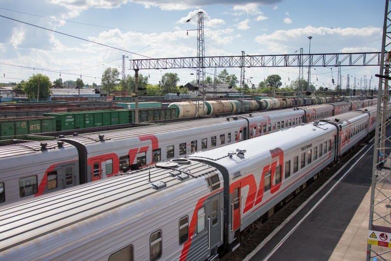 ВСЖД увеличила количество вагонов в пригородных электричках