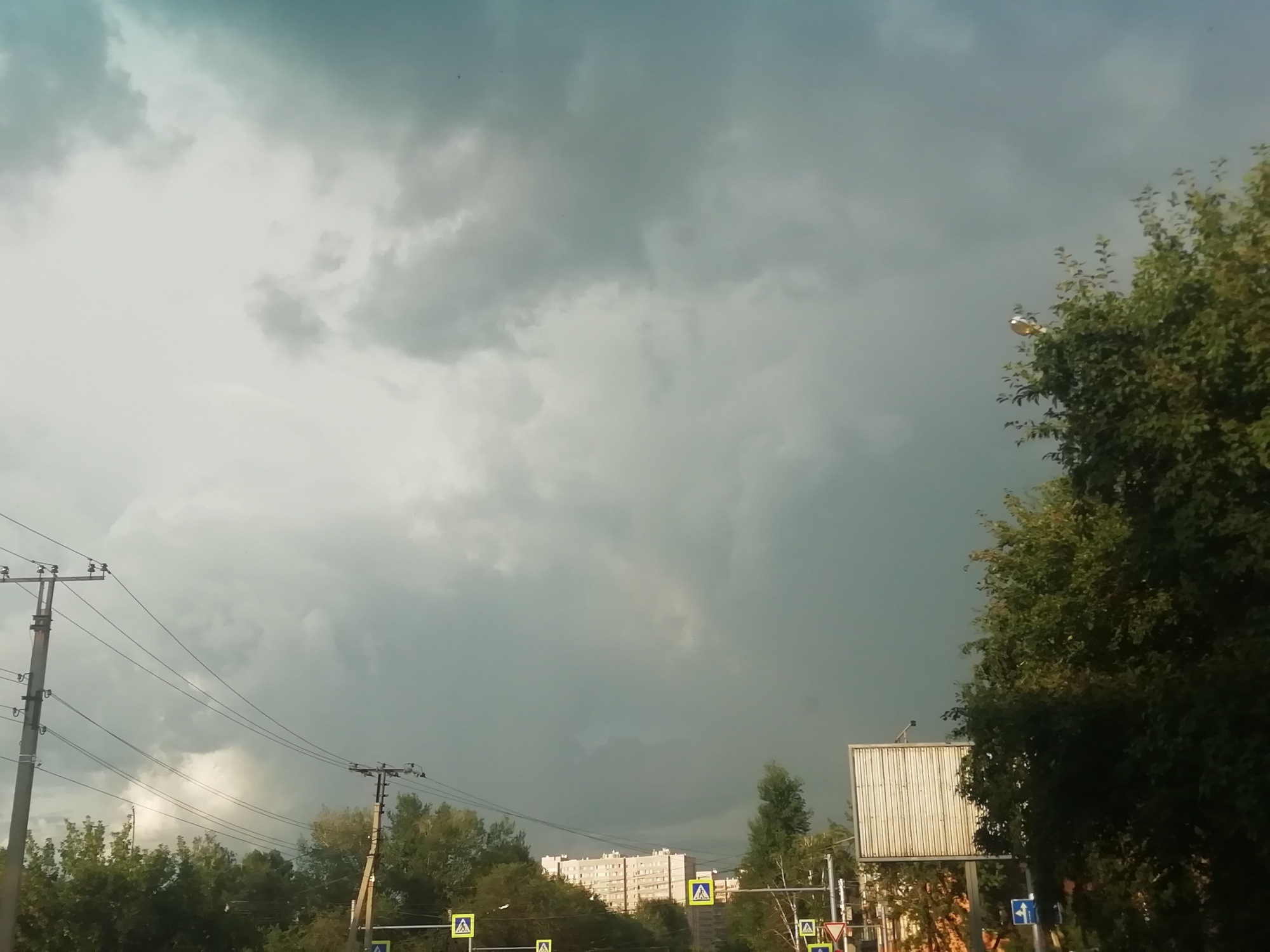 Сильные дожди прогнозируют в Иркутской области на 16-17 июля