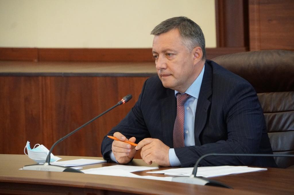 Игорь Кобзев назвал приоритетом решение экологических проблем области