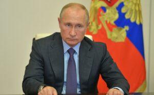 Путин поручил полностью запретить экспорт необработанной древесины