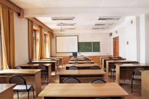 Все школы Приангарья уходят на каникулы на две недели