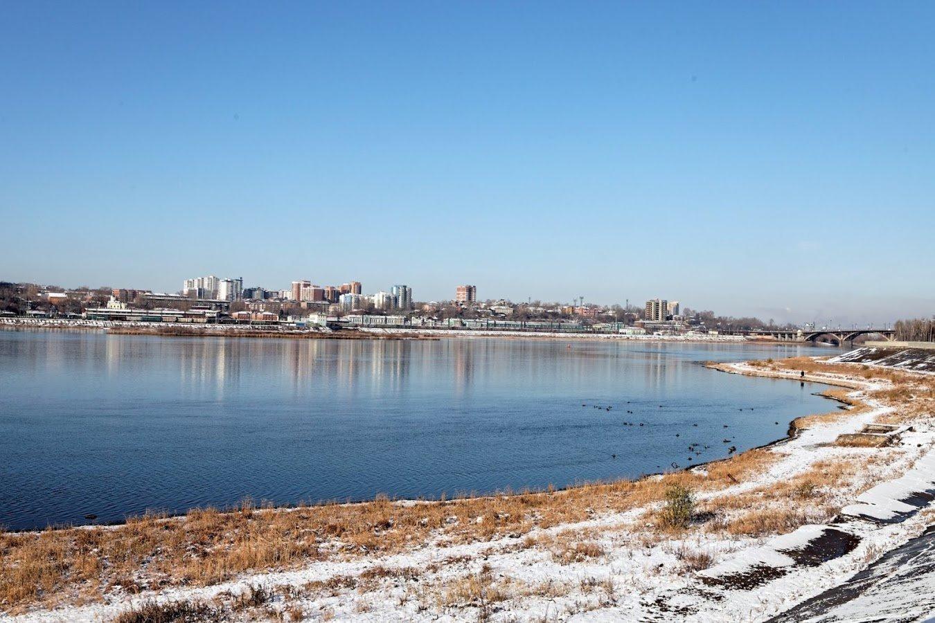 Снег и ветер ожидаются в Иркутской области в выходные 17-18 октября