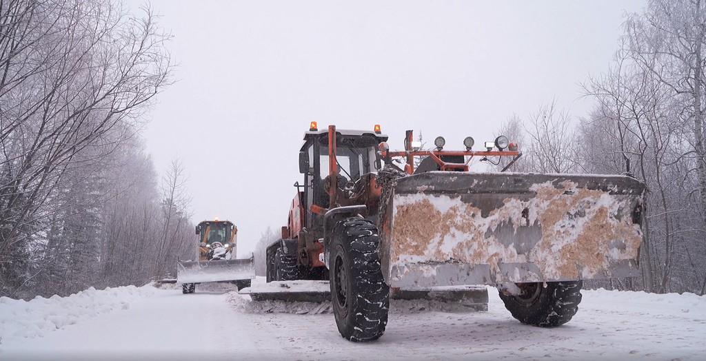 Дорожники приступили к зимнему содержанию трасс в северных районах Иркутской области