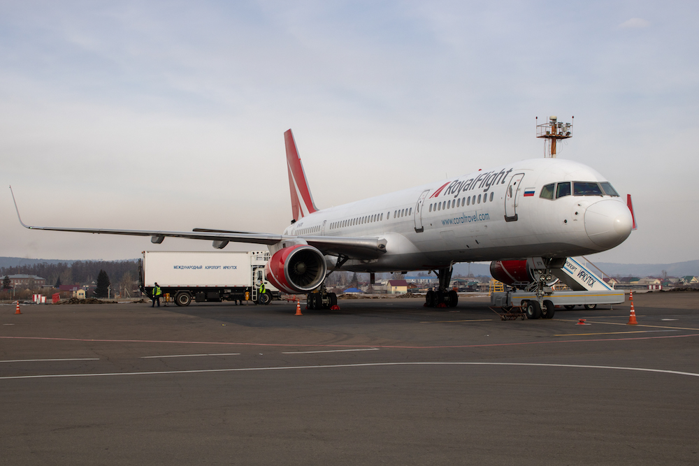 Компания Русала «Гершвин» выкупила акции аэропорта Братска за 495 млн рублей