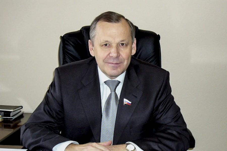 shuba vitaliy borisovich - Виталий Шуба выдвинулся на выборы в Госдуму по Братскому округу