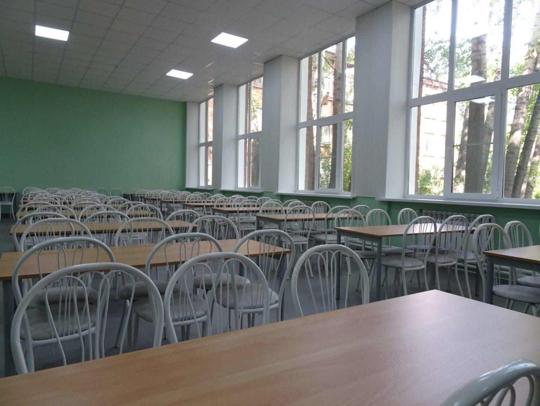 dsc01881 scaled 1 scaled - В вихоревской школе № 2 отремонтировали столовую