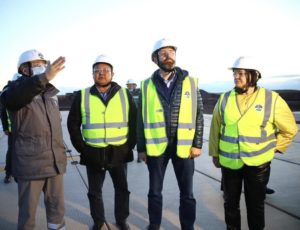 Завод полимеров в Иркутской области строится по графику